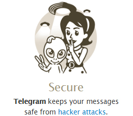 telegram hackers safe