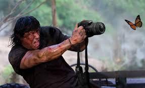 rambo shooting